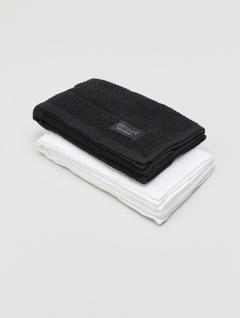 Repasadores Espalma Set x2 Blanco/Negro