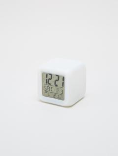 Reloj Led Cubo