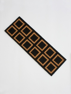 Felpudo Cocomat Cuadros 25x75