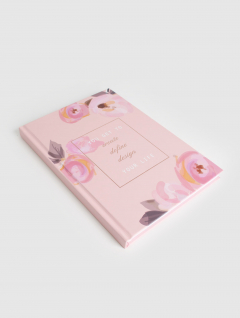 Cuaderno Rosas Td
