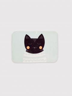 Alfombra Baño Kitty