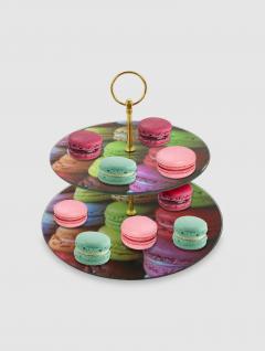 Bandeja Doble Macarons