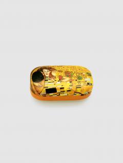 Porta Lentes de Contacto Klimt