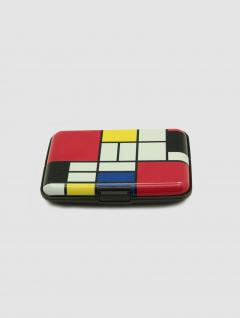 Tarjetero Mondrian