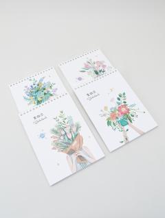 Sketchbook Flowers