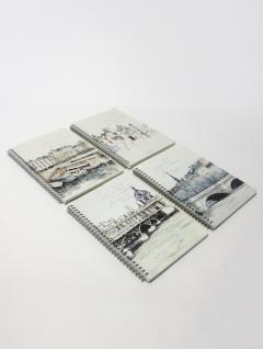 Cuaderno París Espiral