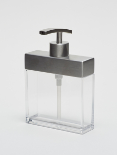 Dispenser Jabón Líquido Línea Cuadro