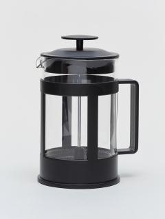 Cafetera Negra Embolo 800 ml