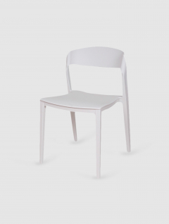 Silla Unique Blanca