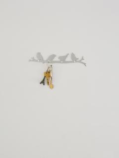 Porta Llaves Pájaros Imán
