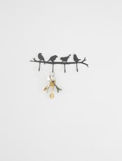 Porta Llaves Pájaros Ganchos