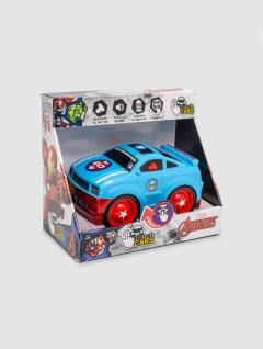 Auto Capitán América