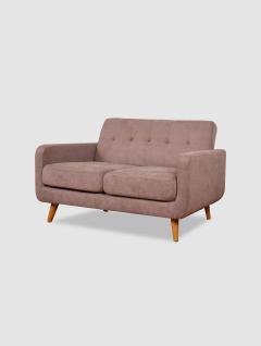 Sofa Confort Gris Claro 2 Cuerpos