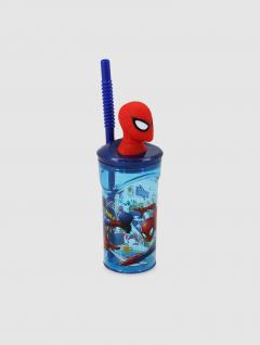 Vaso Spider Con Sorbete
