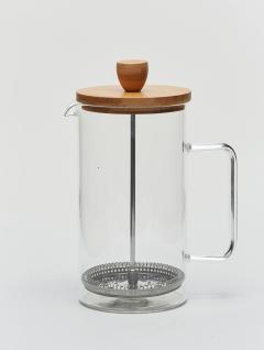 Cafetera Bambú Embolo 1000 ml