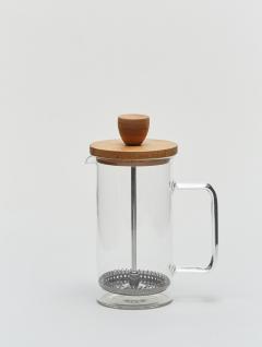 Cafetera Bambú Embolo 350 ml