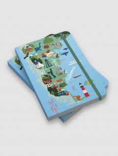 Cuaderno Patagonia