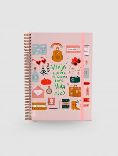 Agenda Viaja A5