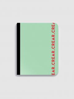 Cuaderno Crear