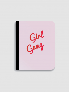 Cuaderno Girl Gang