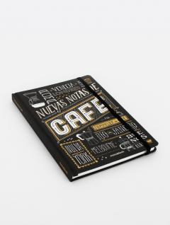 Cuaderno Bitácora Nuevas Notas Café