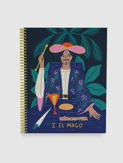 Cuaderno El Mago