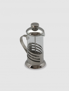 Cafetera Acero Émbolo 350ml