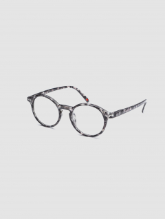 Anteojos Loop Matt Grey Tortoise +2,5