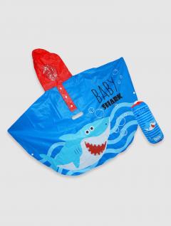 Capa de Lluvia Tiburón