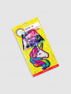 Sticker Luz Unicornio