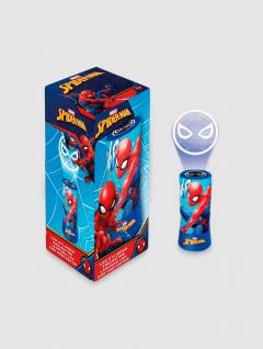 Lámpara Spiderman Proyector