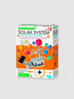 Juego Interactivo Sistema Solar