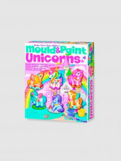 Juego Interactivo de Modelado y Pintura Unicornio
