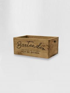 Caja Organizadora Bartender