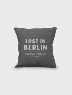 Funda Almohadón Lost in Berlin