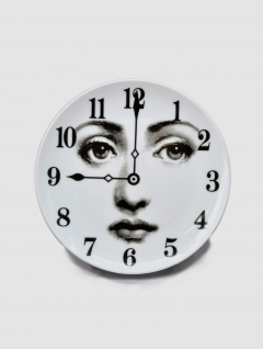 Plato Playo Clock Porcelana 26cm