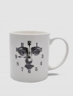 Mug Face 35O ml Reloj