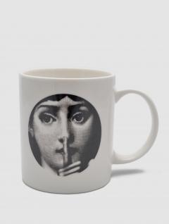 Mug Face 35O ml Silencio