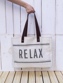 Bolso Tela  Relax