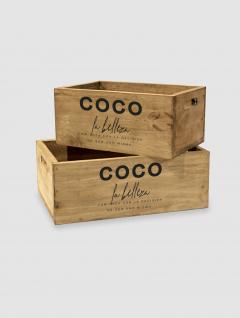 Set Cajas Organizadoras Coco x2