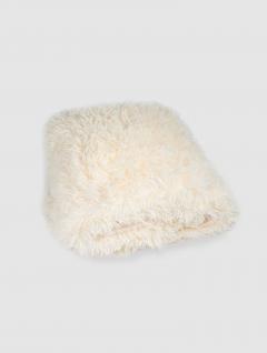 Manta Capelli Blanca Polar