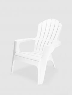Sillón Blanco Relax