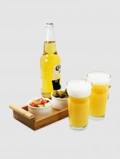 Set Vaso Cervecero x 4