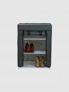 Organizador Preto para Zapatos