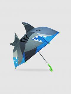 Paraguas Tiburón Infantil 3D