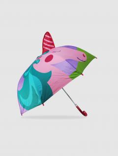 Paraguas Unicornio Infantil 3D