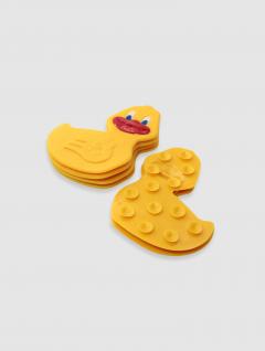 Set x 6 Pato Antihaderente Baño