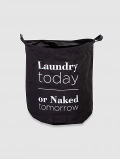 Cesto Negro Laundry Today