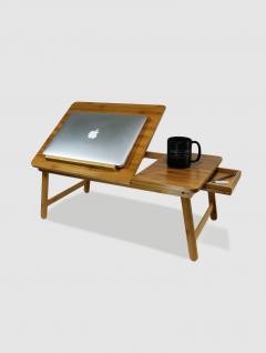 Escritorio  Porta Laptop para Cama y Sillón  Wood