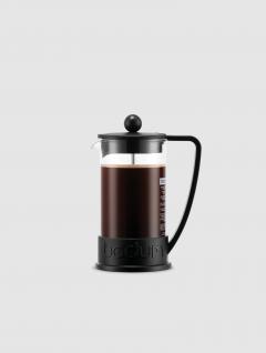 Cafetera Brazil   marca Bodum Negra 350ml